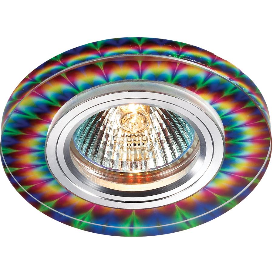 Светильник встраиваемый Novotech Rainbow nt14 042 369911 скобы novus nt 10s 5000шт 042 0524