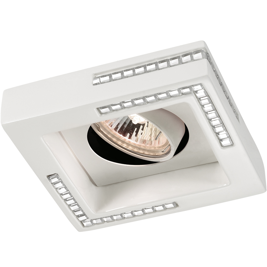 Светильник встраиваемый Novotech Fable nt14 045 369843 встраиваемый точечный светильник novotech fable арт 369843