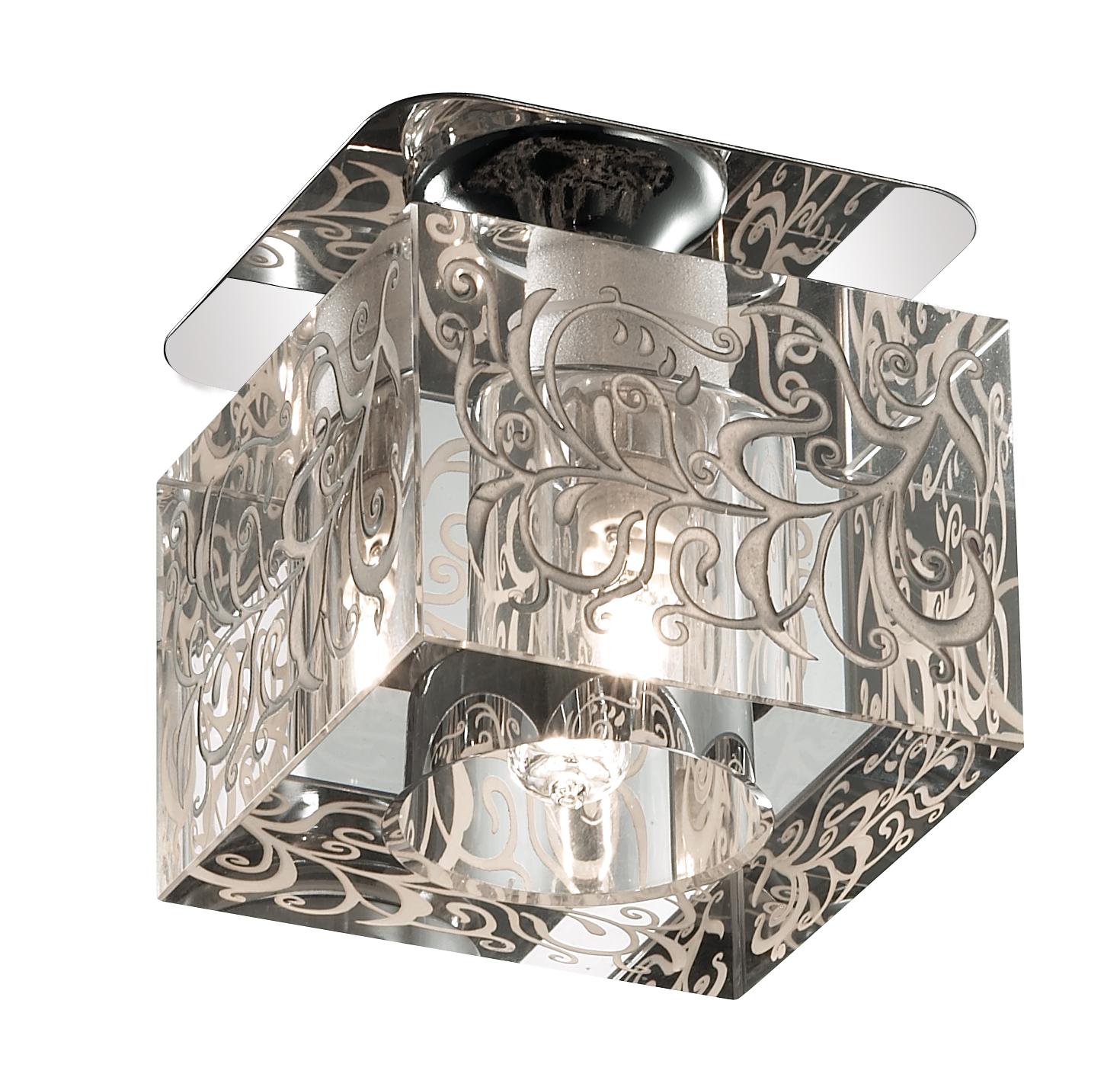 Светильник встраиваемый Novotech Cubic nt11 097 369514