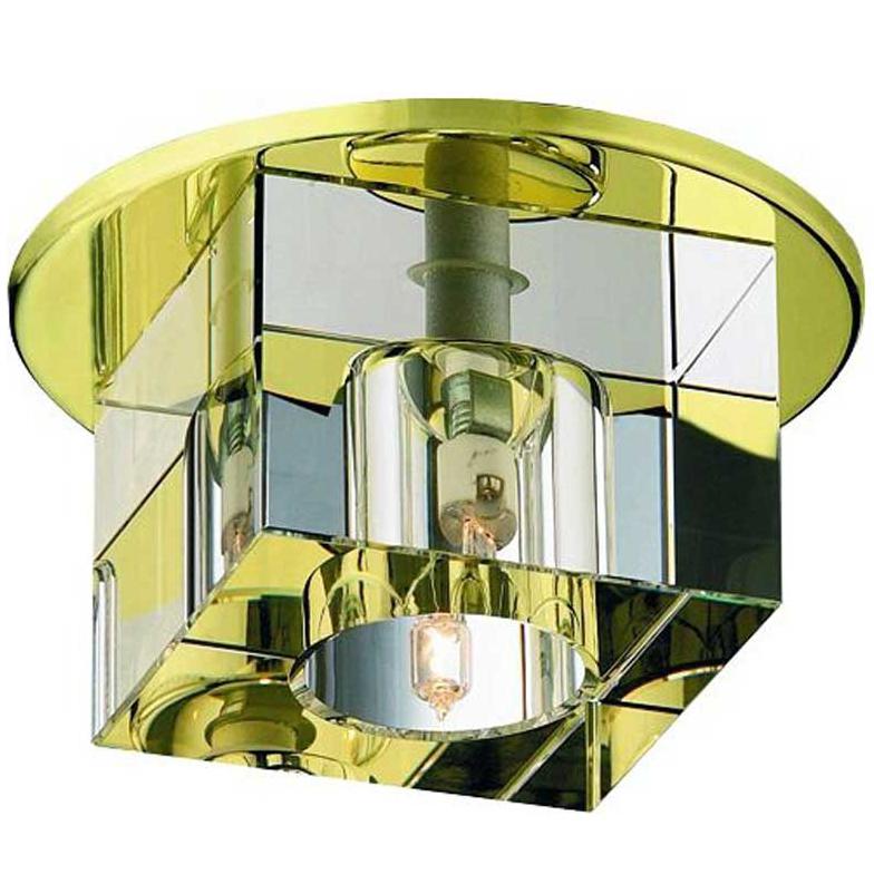 Светильник встраиваемый Novotech Cubic nt09 098 369261 novotech встраиваемый светильник cubic 369261