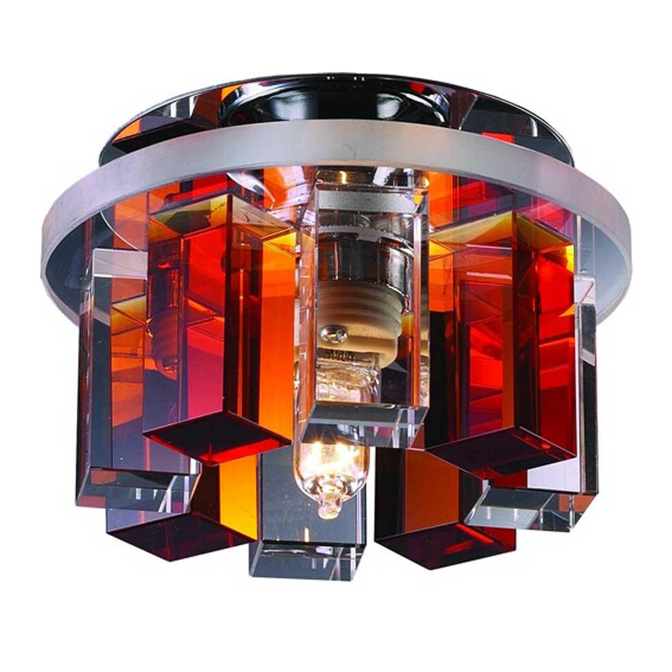 Светильник встраиваемый Novotech Caramel 3 nt09 104 369353 novotech лампа галогенная novotech 456006 gu5 3 fltpzcm