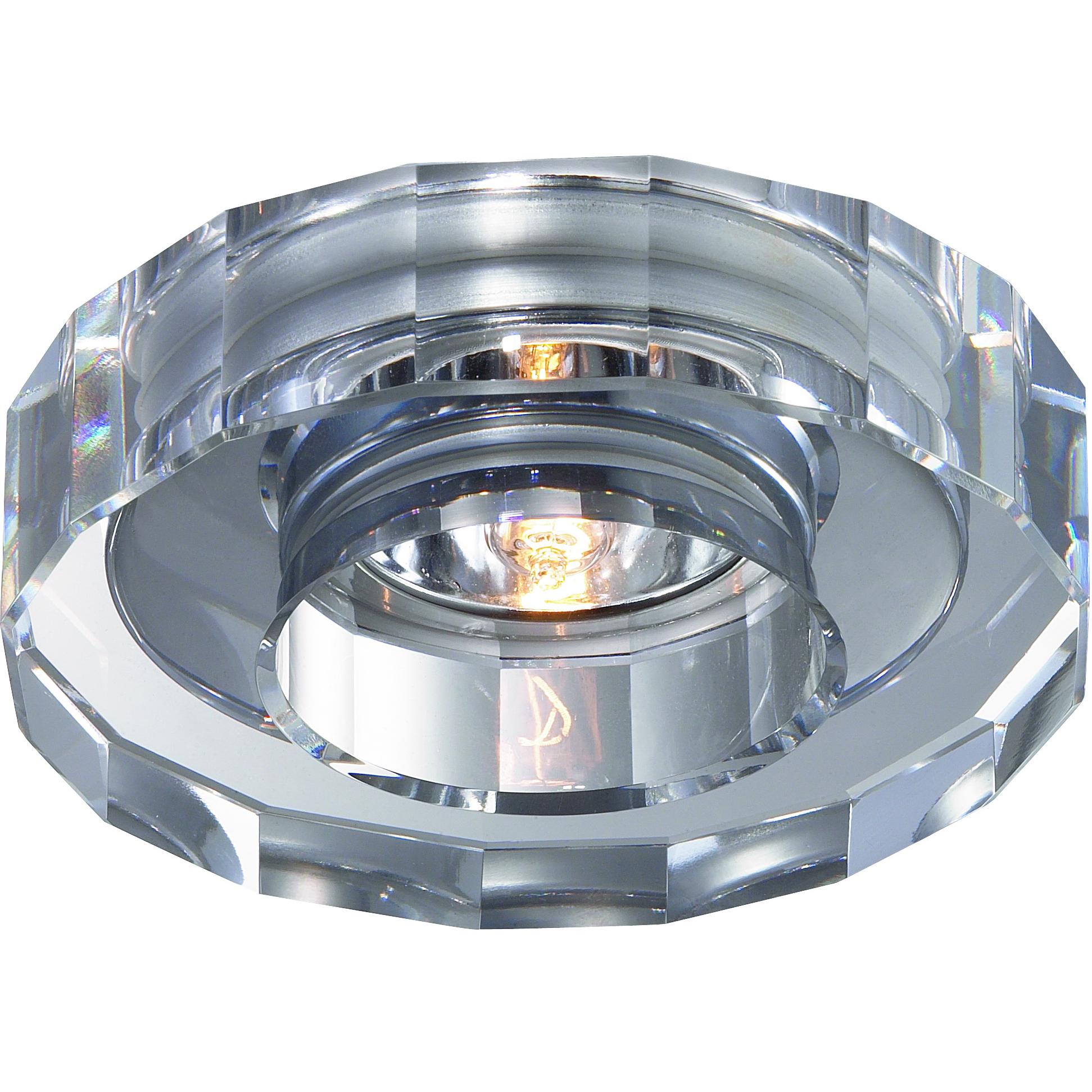 Светильник встраиваемый Novotech Cosmo nt10 110 369412 встраиваемый светильник novotech cosmo 369408