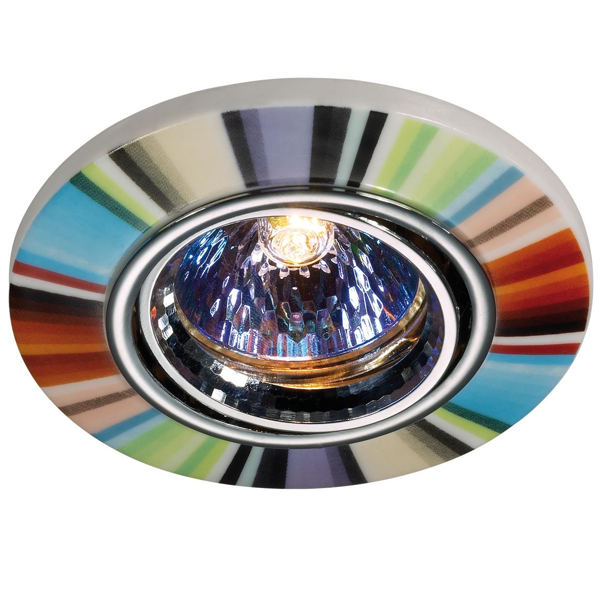 Светильник встраиваемый Novotech Ceramic nt11 125 369552 novotech ceramic 369552