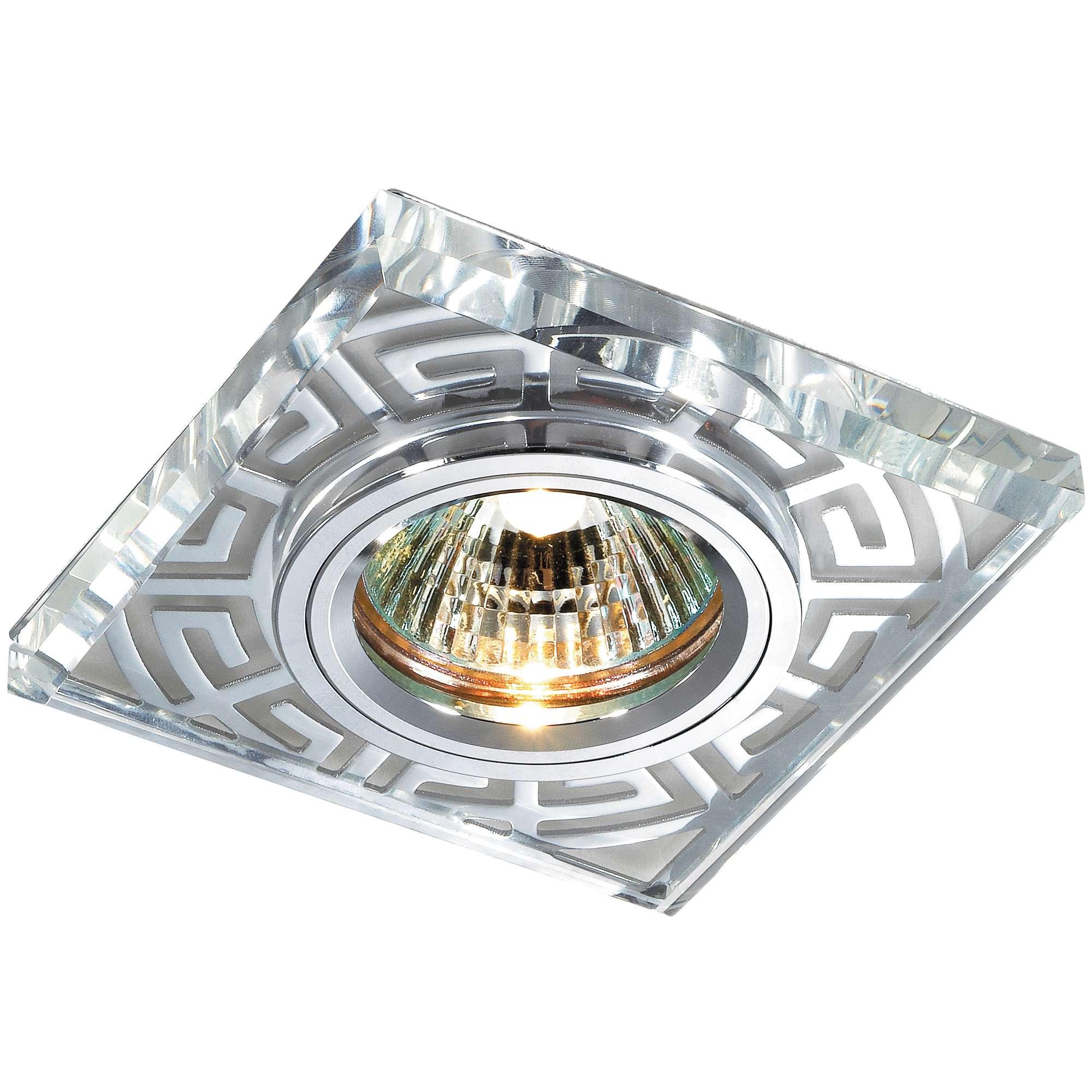 цена на Светильник встраиваемый Novotech Maze nt12 131 369586