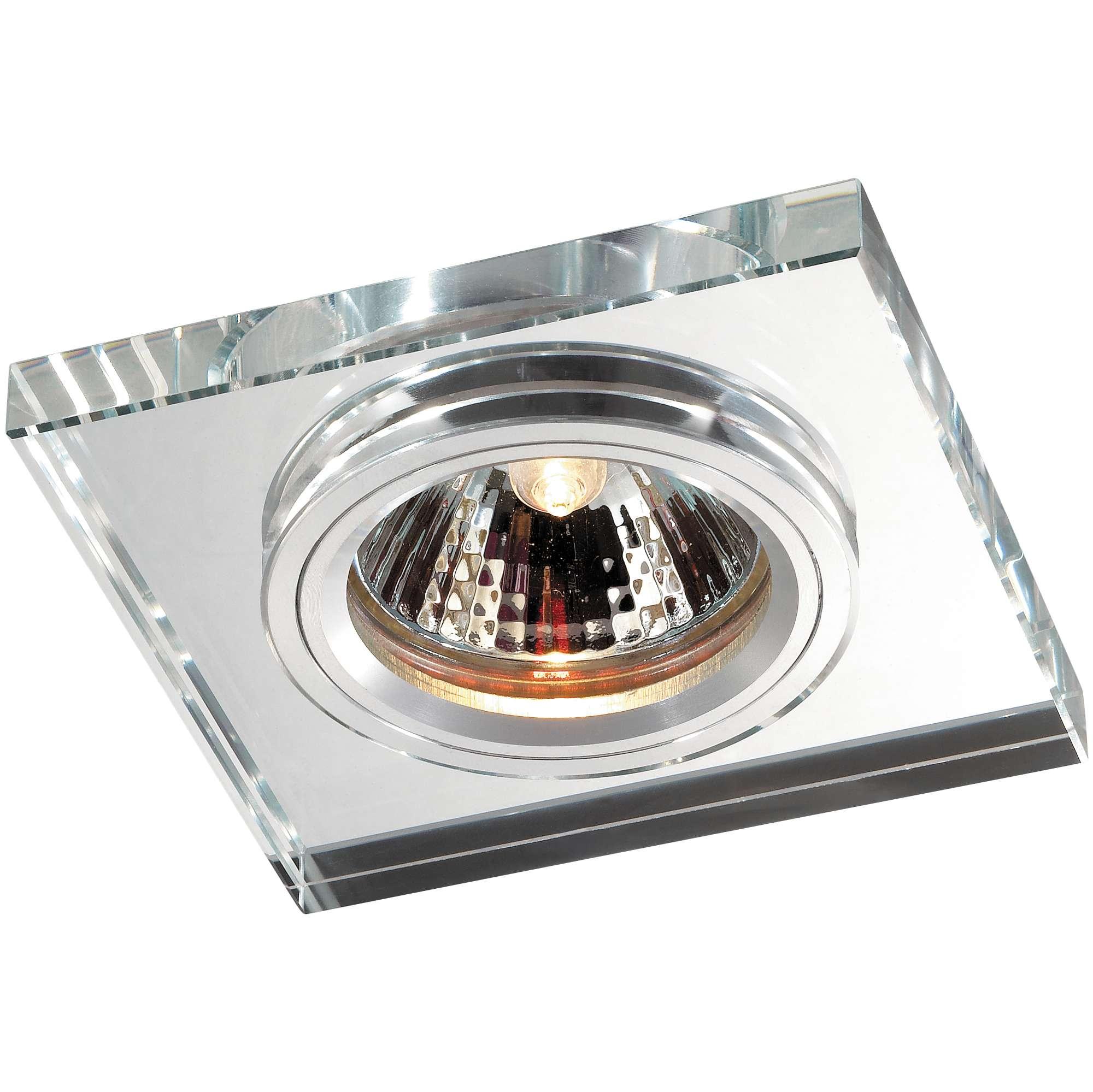 Светильник встраиваемый Novotech Mirror nt12 136 369753 novotech встраиваемый светильник novotech mirror 369753