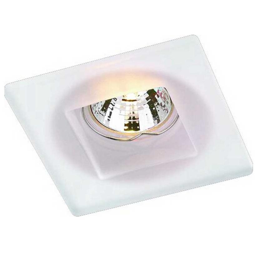 Светильник встраиваемый Novotech Glass nt09 139 369212 точечный светильник novotech 369212