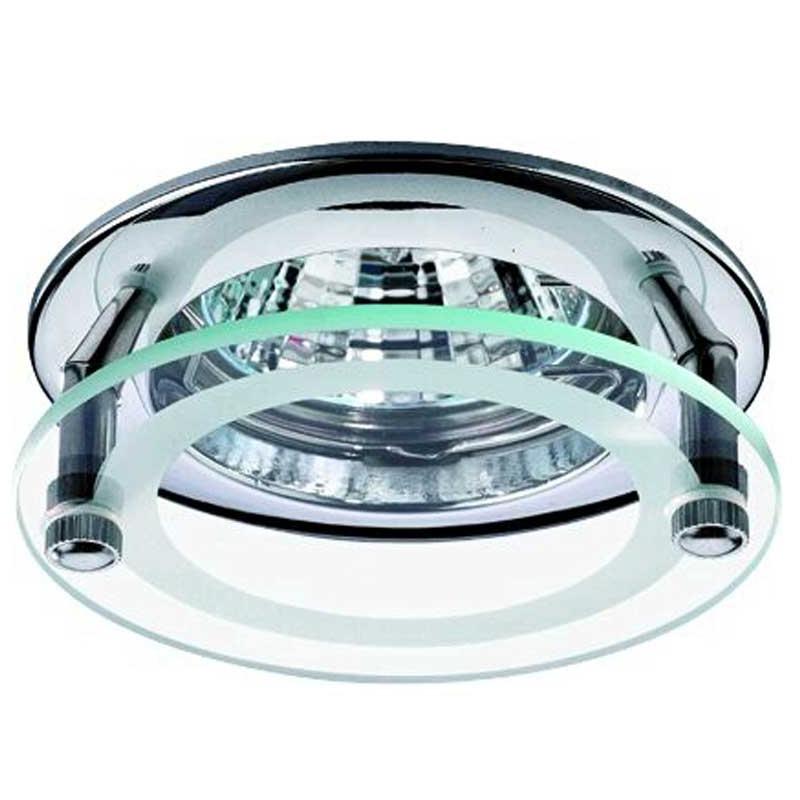 Светильник встраиваемый Novotech Round nt09 140 369109 светильник встраиваемый novotech pearl round nt09 060 369442