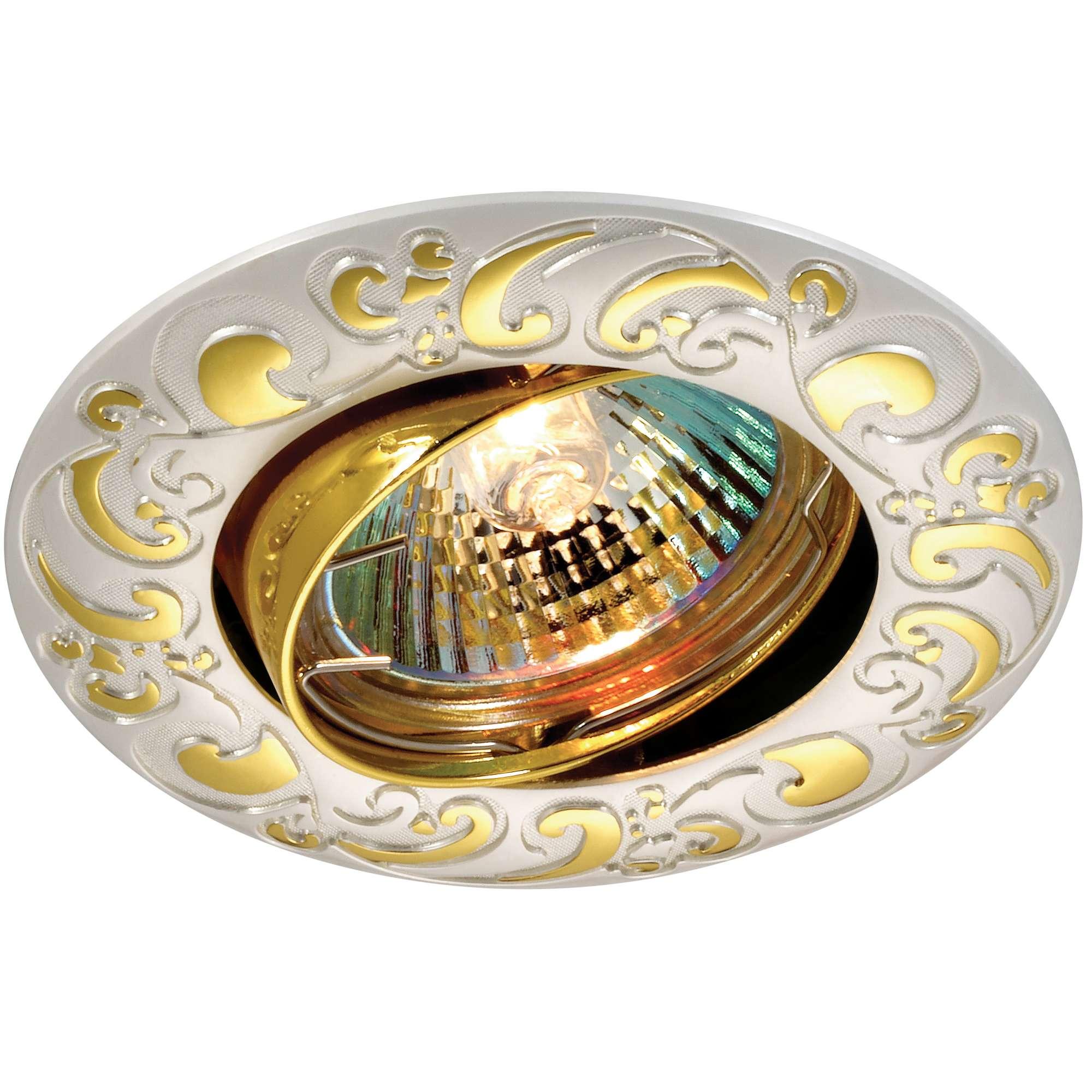 Купить Светильник встраиваемый Novotech Henna nt12 148 369688