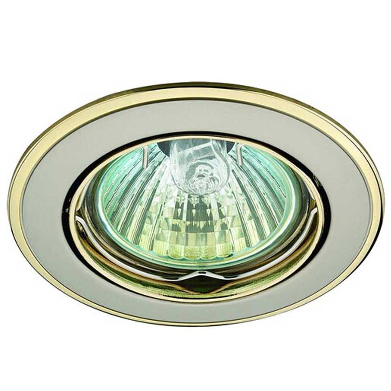 Купить Светильник встраиваемый Novotech Crown nt09 153 369105