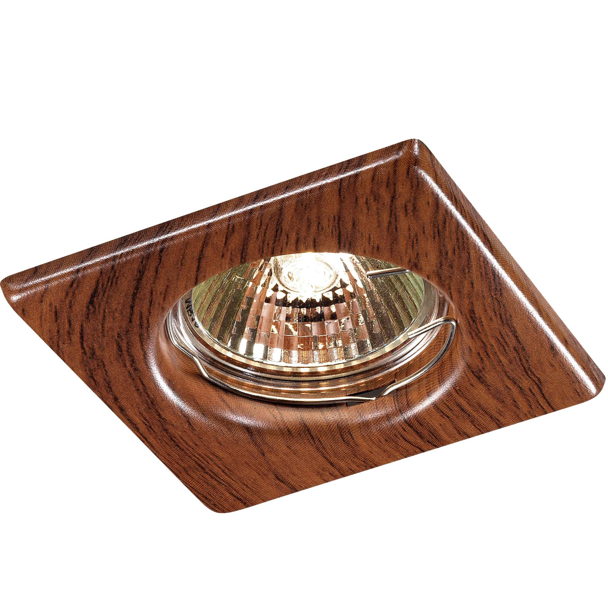 Светильник встраиваемый Novotech Wood nt12 157 369717