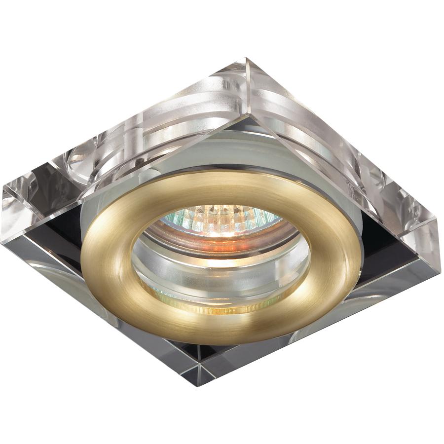 Светильник встраиваемый Novotech Aqua nt14 176 369882 aqua блик 14 0g цвет 03