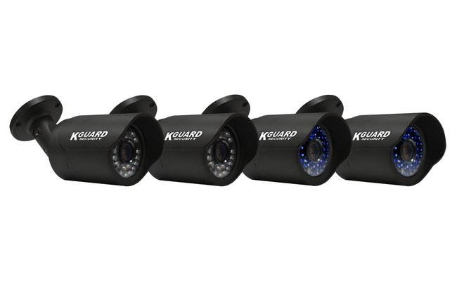 Комплект видеонаблюдения Kguard Mars mr-4040 от 220 Вольт