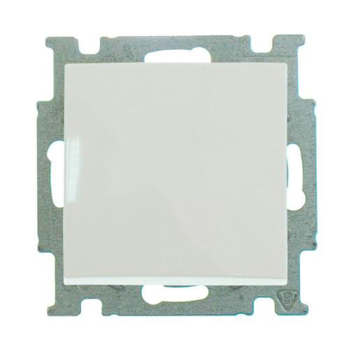 Выключатель Abb Basic 55 2006/1 uc-92 рамка для розеток и выключателей abb bjb basic 55 бистро 3 поста цвет голубой