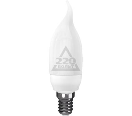 Лампа светодиодная ECON LED CNT 7Вт E14 3000K B35