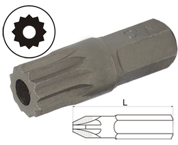 Бита Aist 1323016mm бита aist 1323060t