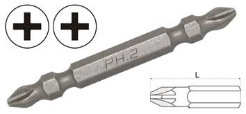 Бита Aist Ph2 65мм (1186522pp10) бита aist 440652r