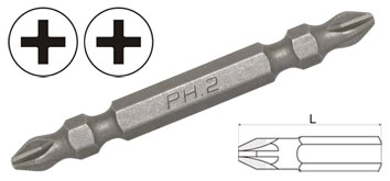 Бита Aist Ph3 65мм (1186533pp10) бита aist 440652r