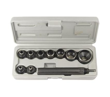 Инструмент для прорезания отверстий AIST 740515 ударный 5-32мм в пласт. кейсе