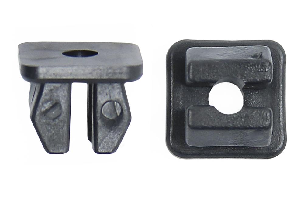 Клипса крепления обшивки Aist 67343002 клипса пластиковая автомобильная для резиновых элементов обшивки ford 200шт jtc rd19
