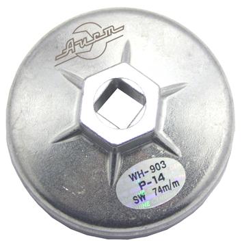 Ключ Aist 67250221-18 съемник подшипников aist 67100510