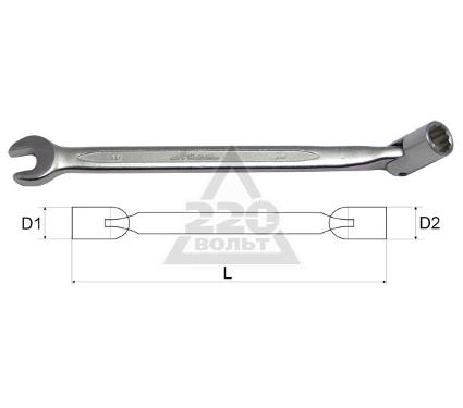 Ключ рожково-торцевой карданный 19х19 AIST 080119A