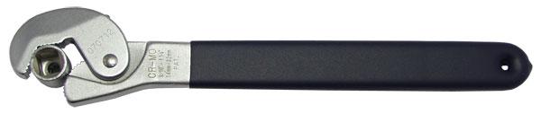 Ключ гаечный разводной Aist 70708 (8 - 17 мм) разводной ключ inforce profline 8 06 05 02