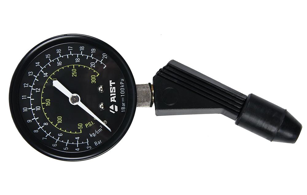 Компрессометр AistДиагностическое оборудование<br>Тип: компрессометр, Назначение: для измерения давления в цилиндрах<br>