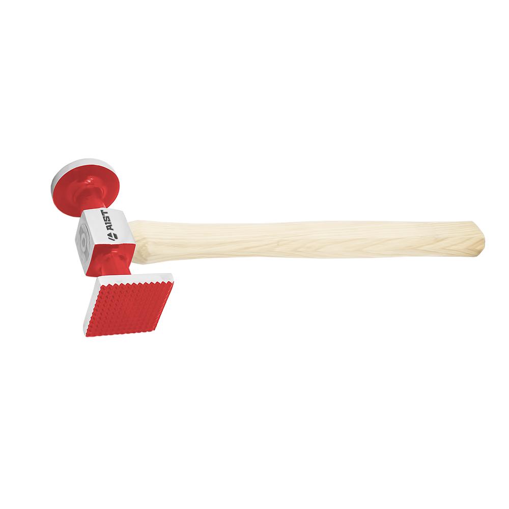 Молоток рихтовочный AistМолотки ручные<br>Тип молотка: рихтовочный,<br>Форма бойка: круг,<br>Материал рукоятки: древесина,<br>Вес нетто: 0.320<br>