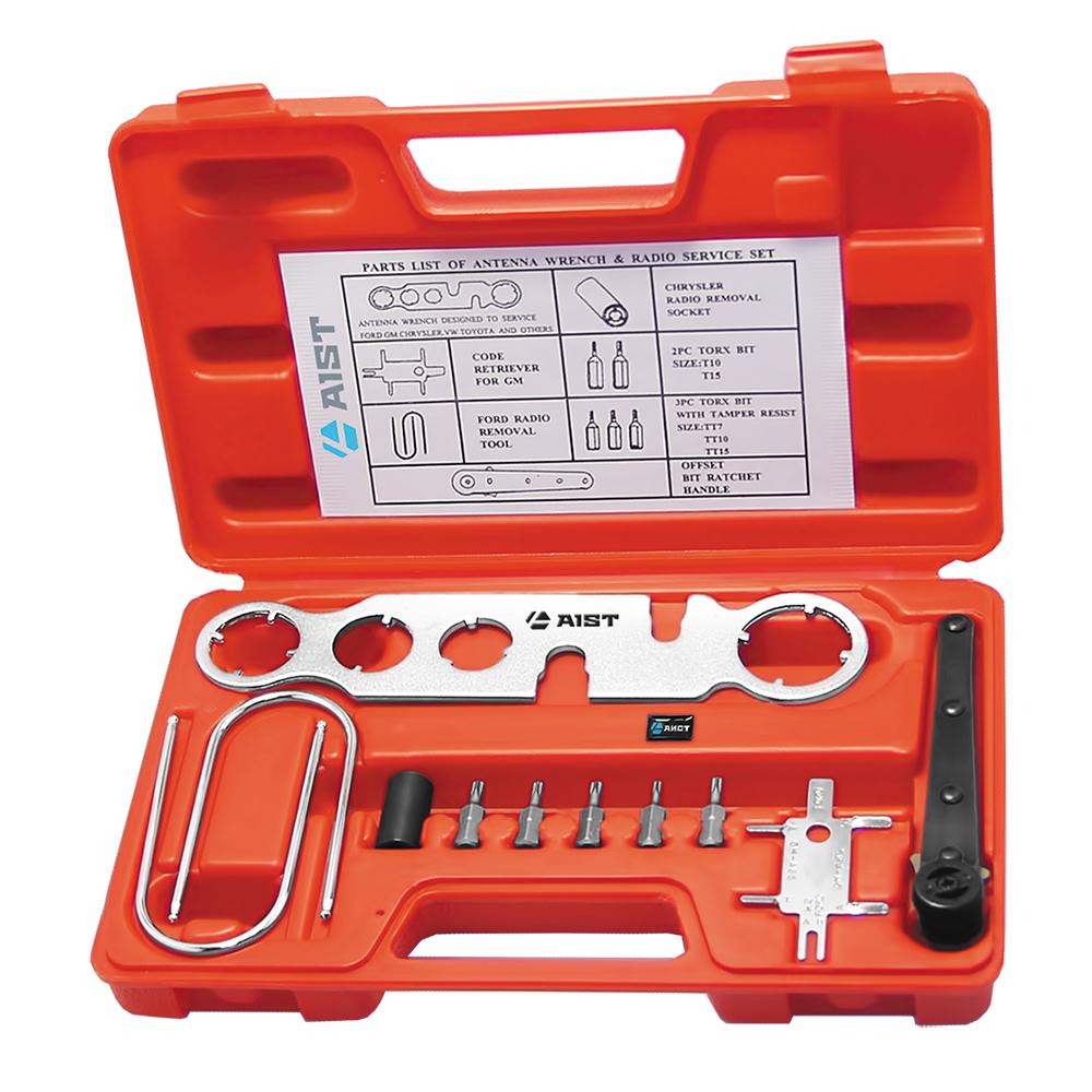 Набор инструмента для демонтажа Aist 67960211 набор инструмента станкоимпорт cs 2017pmq