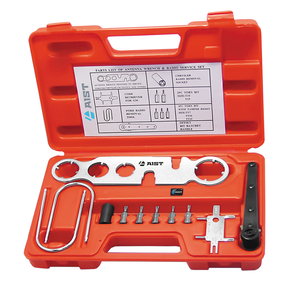 Набор инструмента для демонтажа Aist 67960211 набор инструмента partner pa 4099