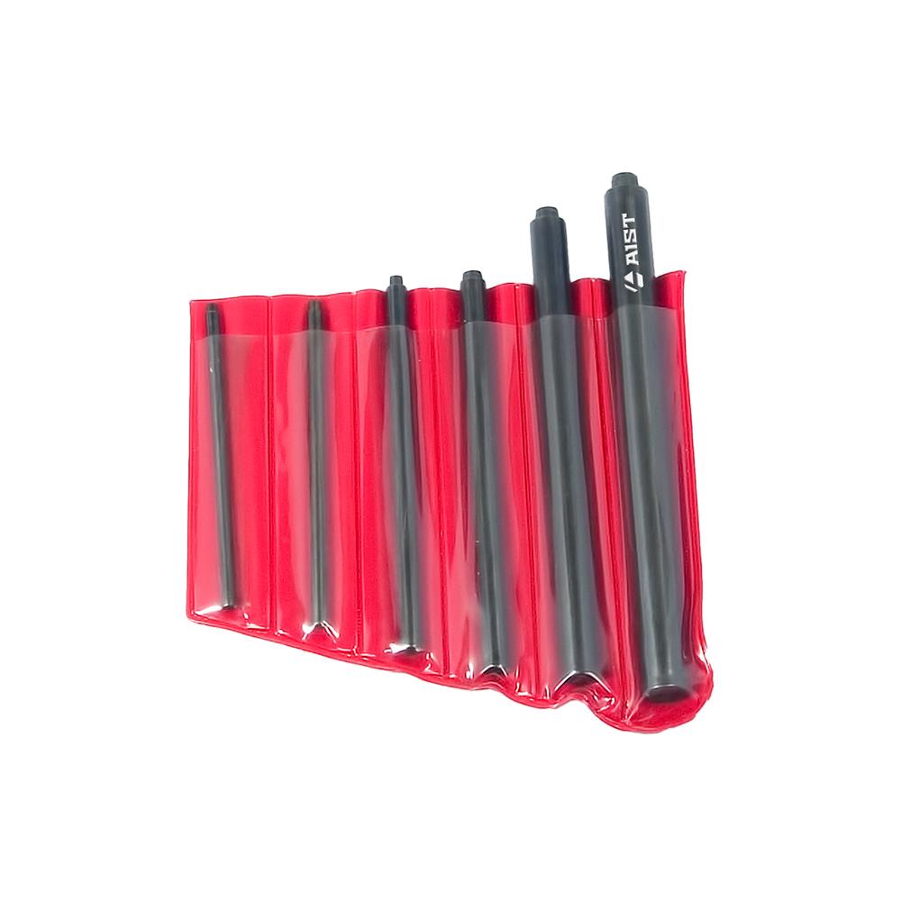 Набор выколоток Aist 67945206 инструмент для правки погнутых тормозных дисков с рукояткой bikehand 6 14165