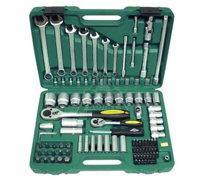 Набор инструментов в чемодане, 105 предметов AIST 4081105A-X