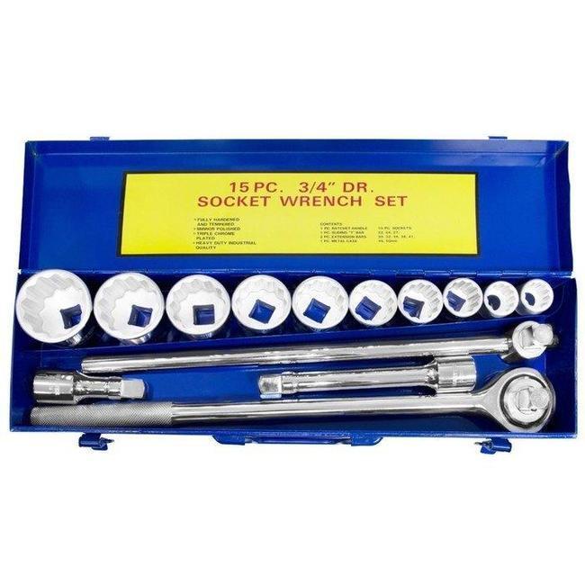 Набор головок Aist Master 507215b-m набор ключей комбинированных stayer master 27085 h6