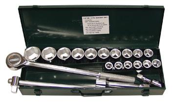 Набор головок Aist Master 507121b-m набор ключей комбинированных stayer master 27085 h6