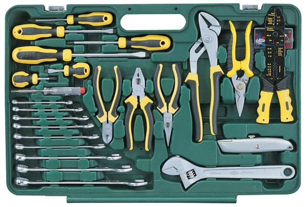 Купить Универсальный набор инструментов Aist 0-cu064-m