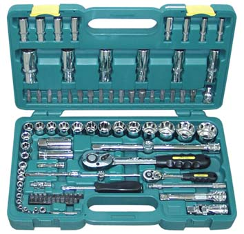 Набор инструментов в чемодане, 99 предметов Aist 409199b набор инструментов в чемодане 94 предмета aist 409194w