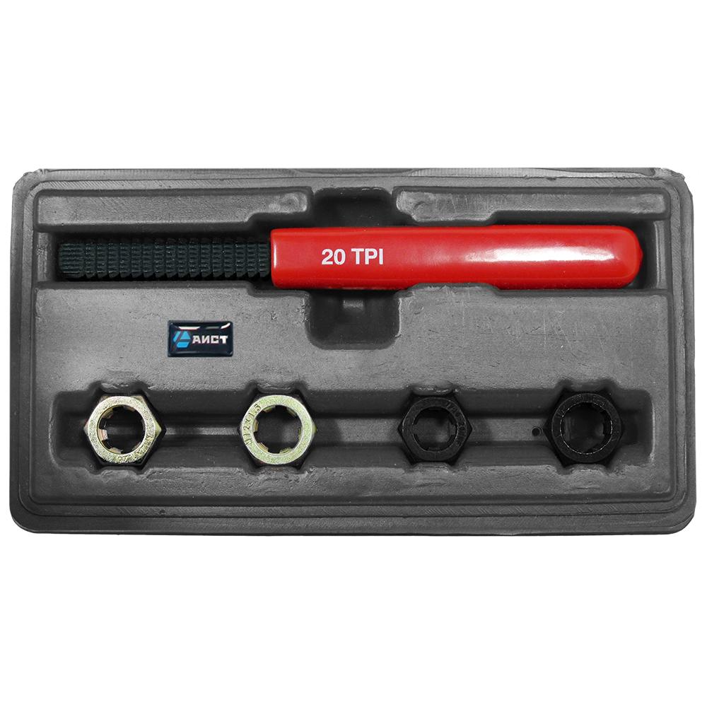 Набор инструментов для восстановления резьбы, 5 предметов Aist 79320605