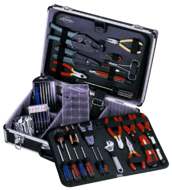 Набор инструментов в чемодане, 48 предметов Aist 703040-m набор инструментов в чемодане 94 предмета aist 409194w