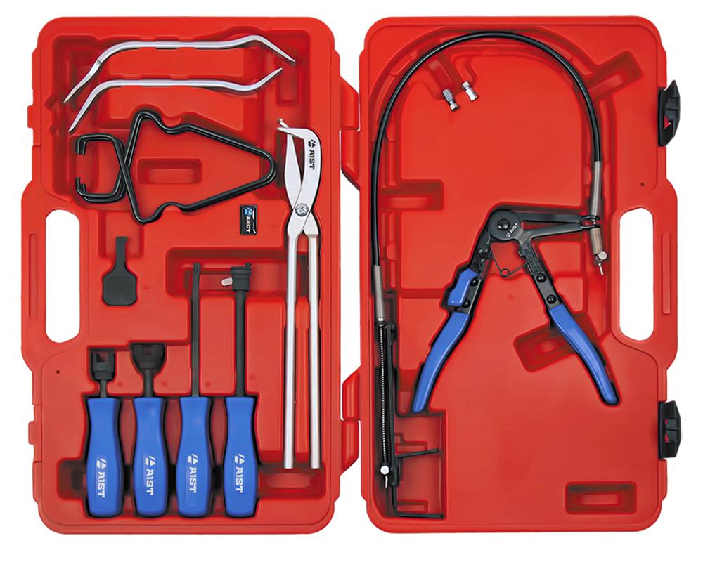 Набор Aist 67946010 набор инструмента для ремонта резьбовых соединений 23 предмета aist 0 600123