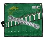Набор комбинированных гаечных ключей, 10 шт. AIST 0010810AX (7 - 22 мм)