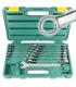 Набор комбинированных гаечных ключей, 14 предметов AIST 0011314AK1 (6 - 19 мм)