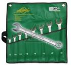 Набор комбинированных гаечных ключей, 8 шт. AIST 0010108A-X (8 - 19 мм)