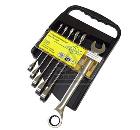 Набор комбинированных гаечных ключей с храповиком, 6 шт. AIST 0010306B1-X