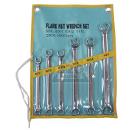 Набор разрезных ключей, 6 шт. AIST 0040106B-X (8 - 17 мм)