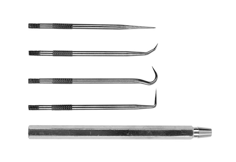 Набор крючков-захватов для демонтажа Aist 67951105