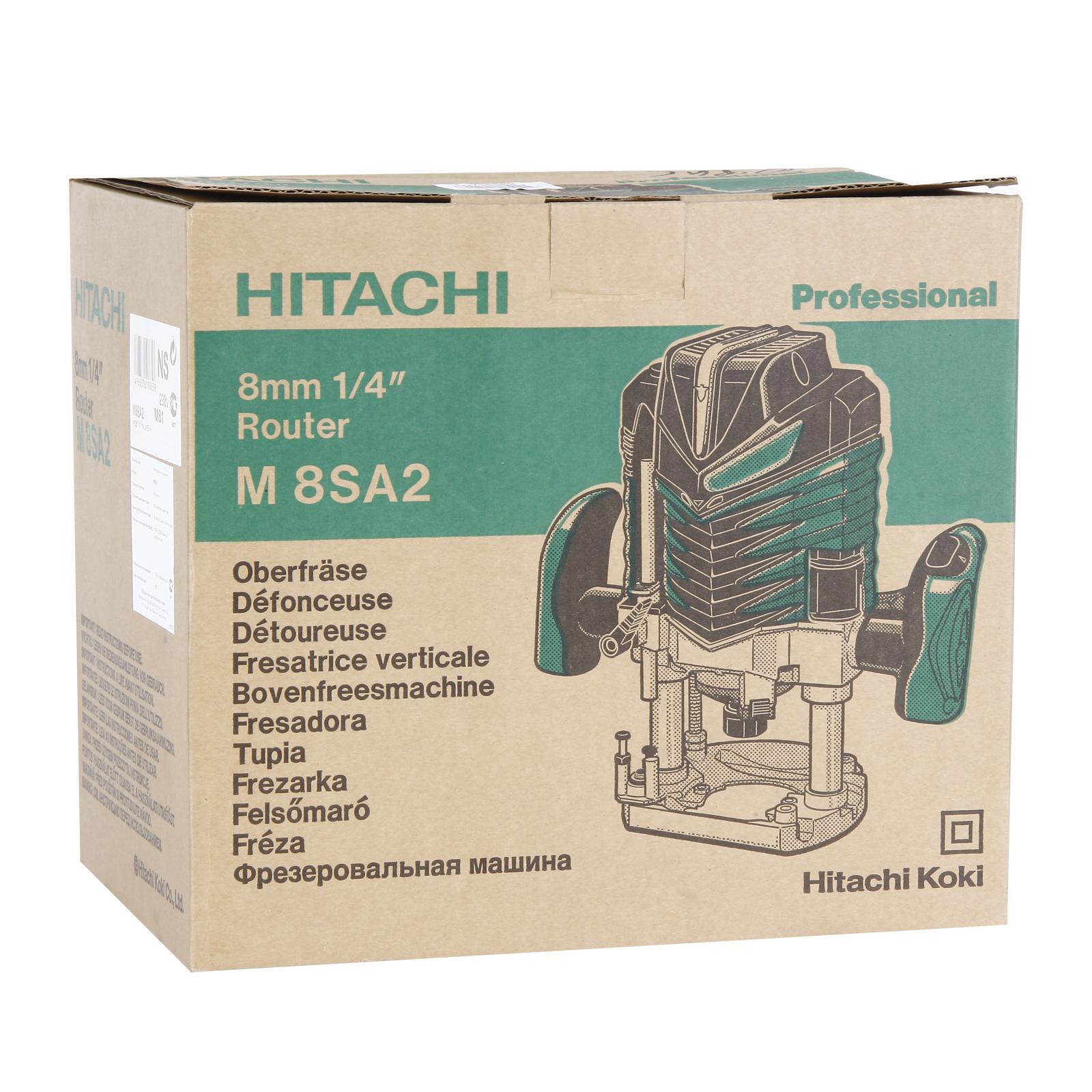 Фрезер Hitachi M8sa2