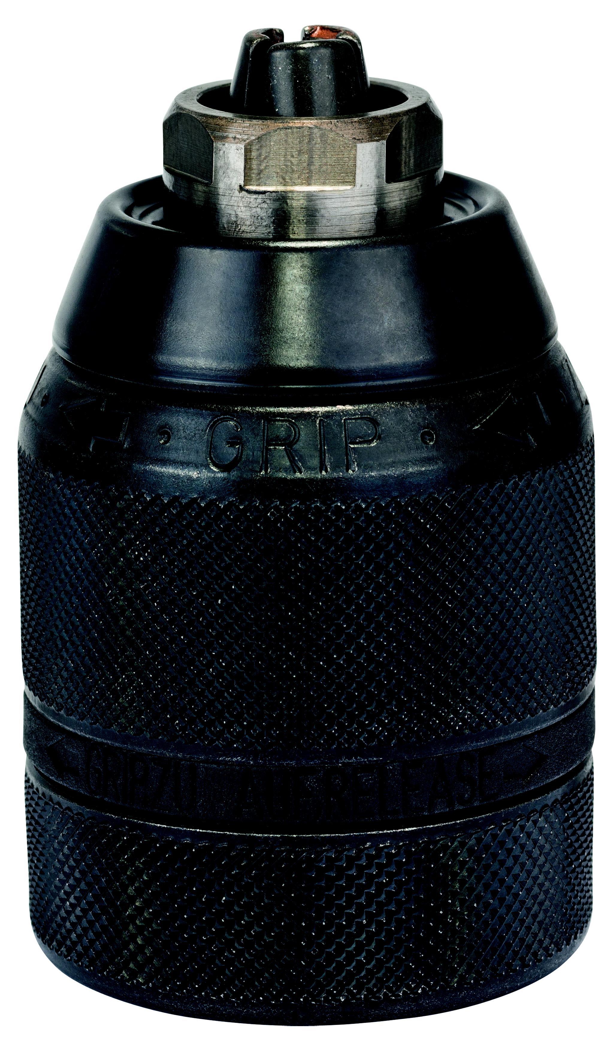 Купить со скидкой Патрон для дрели Bosch быстрозажимной 13мм, 1/2'' МЕТАЛЛ (2.608.572.105)
