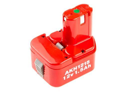 Аккумулятор HAMMER 12В 1.5Ач NiCd (AKH1215)