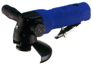 Машина углошлифовальная пневматическая Aist 90410004-5 пневматическая угловая от 220 Вольт