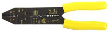 Пресс-клещи для обжима проводов Aist 71170108-m